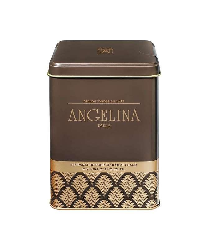 Préparation chocolat chaud, Angelina (400 g)