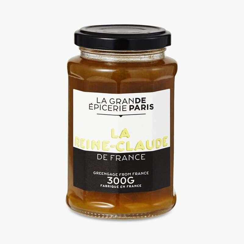Confiture de reine claude de Provence, La Grande Epicerie de Paris (300 g)