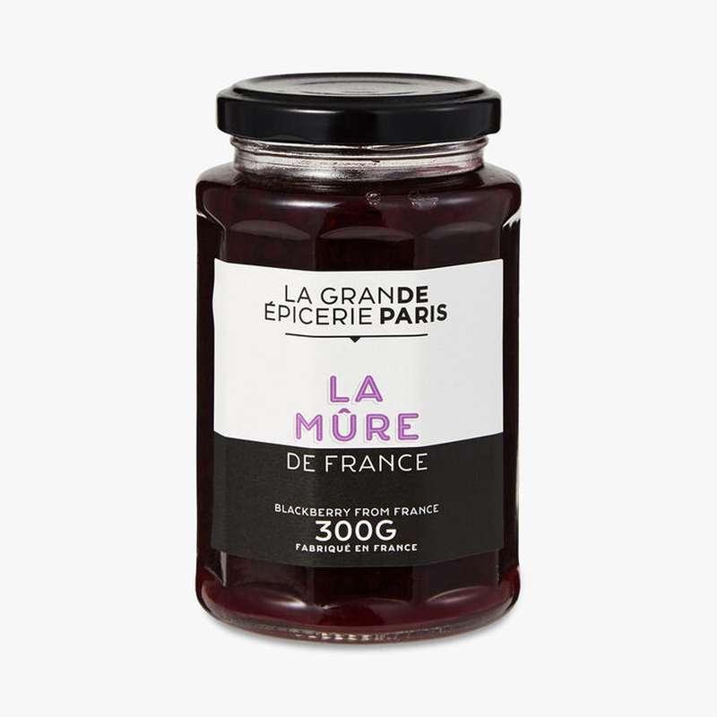Confiture de mûre de France, La Grande Epicerie de Paris (300 g)