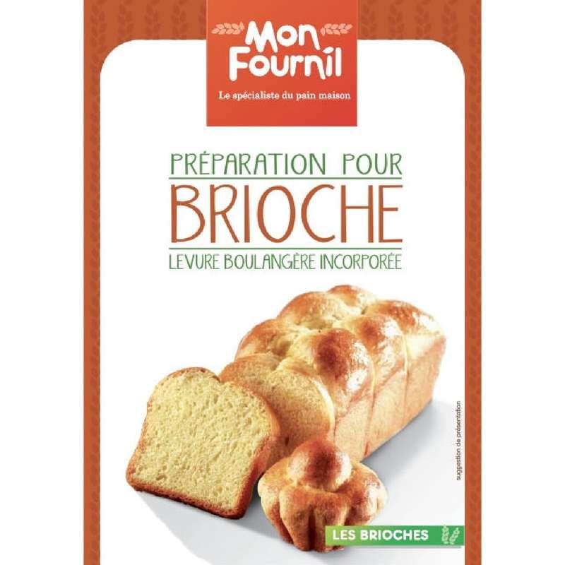 Préparation pour pain brioché, Mon Fournil (1 kg)