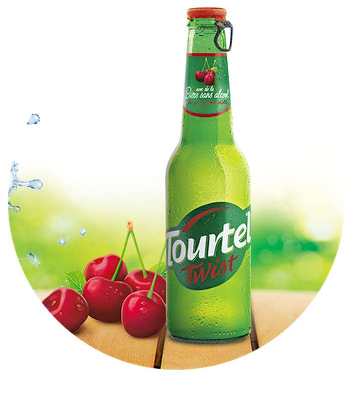 Tourtel Twist Cerise, 0° (27.5 cl)