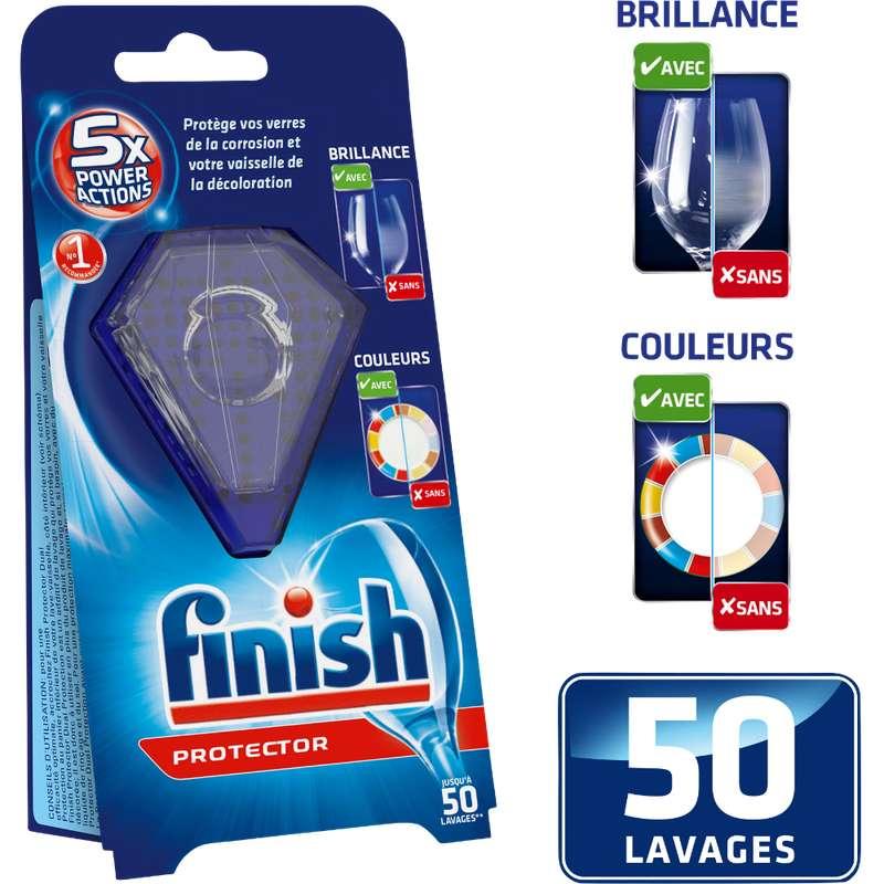 Protecteur anti érosion pour lave vaisselle, Finish (30 g)