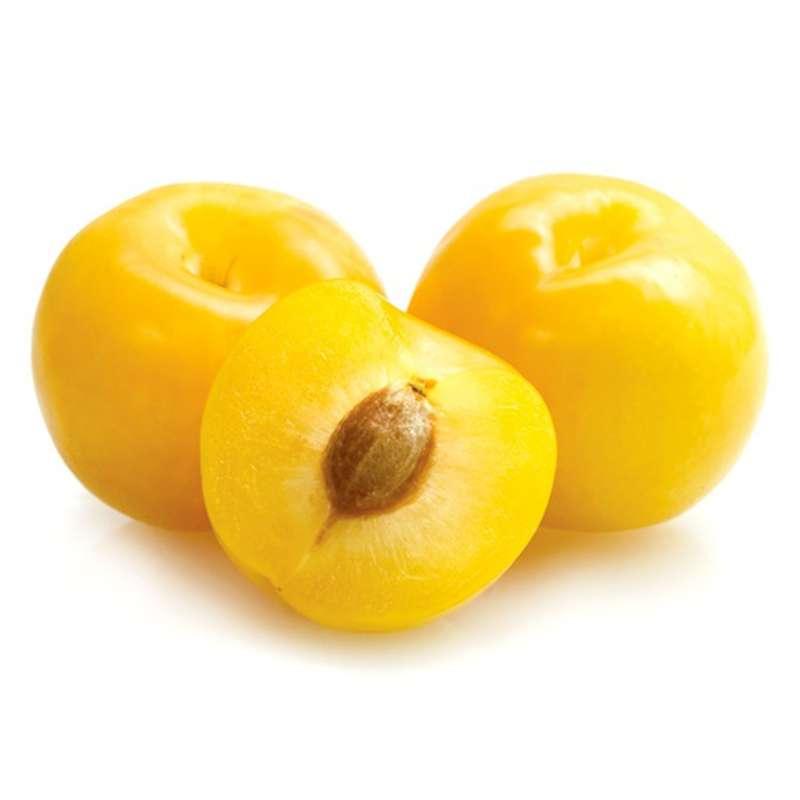"""Prune jaune """"tc sun"""", Espagne"""