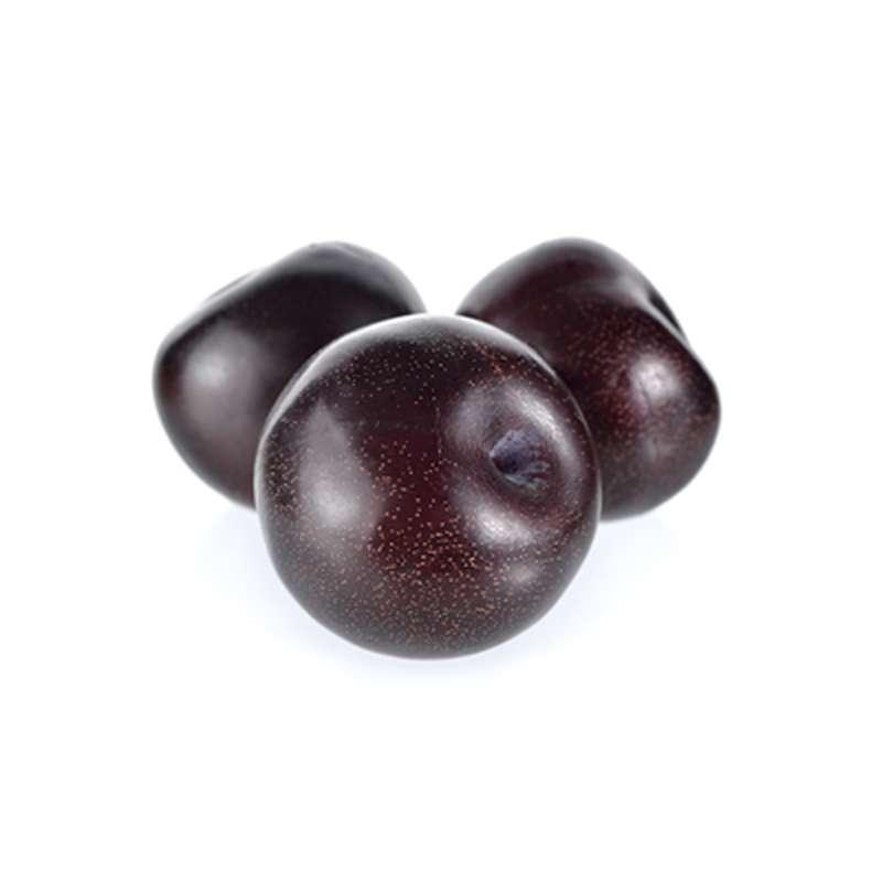 Prune noire (calibre moyen), Espagne