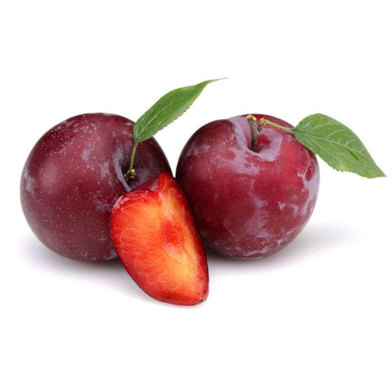 Prune rouge fortune BIO, France