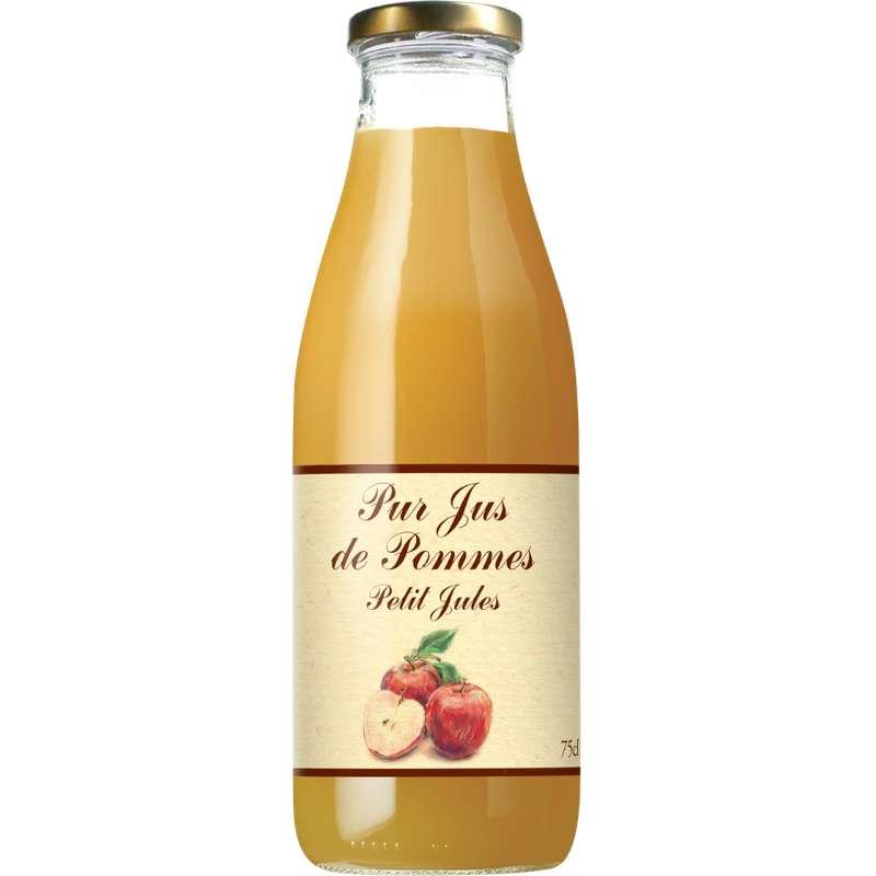 Pur jus de pomme, Petit Jules (75 cl)