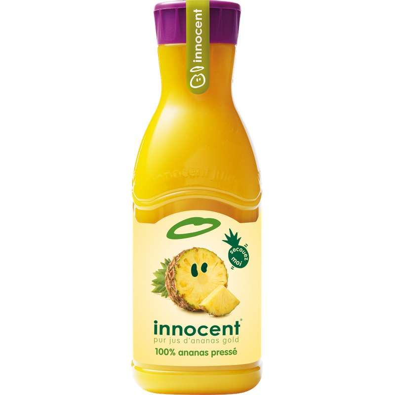 Pur jus d'ananas, Innocent (900 ml)
