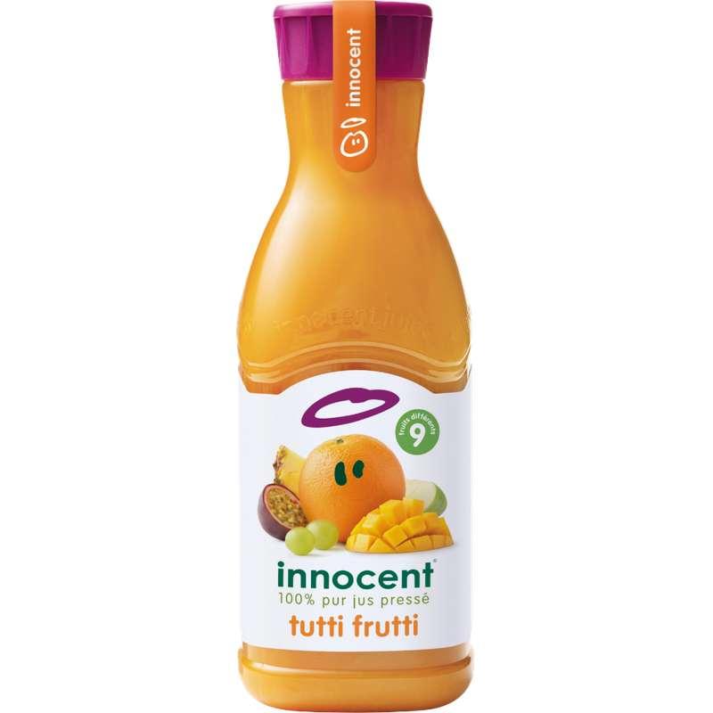 Jus tutti frutti frais, Innocent (900 ml)