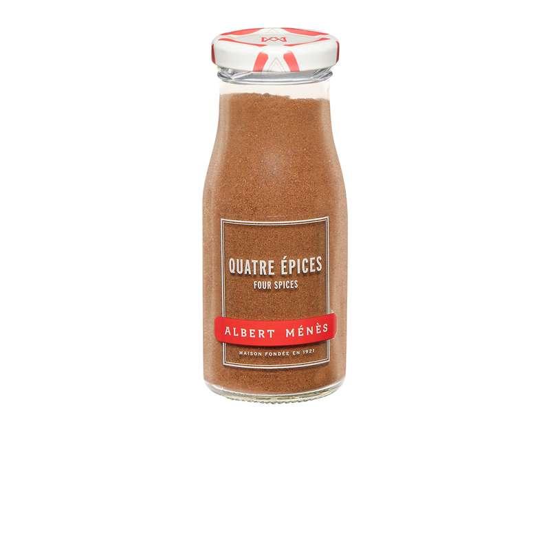 Quatre épices, Albert Ménès (75 g)