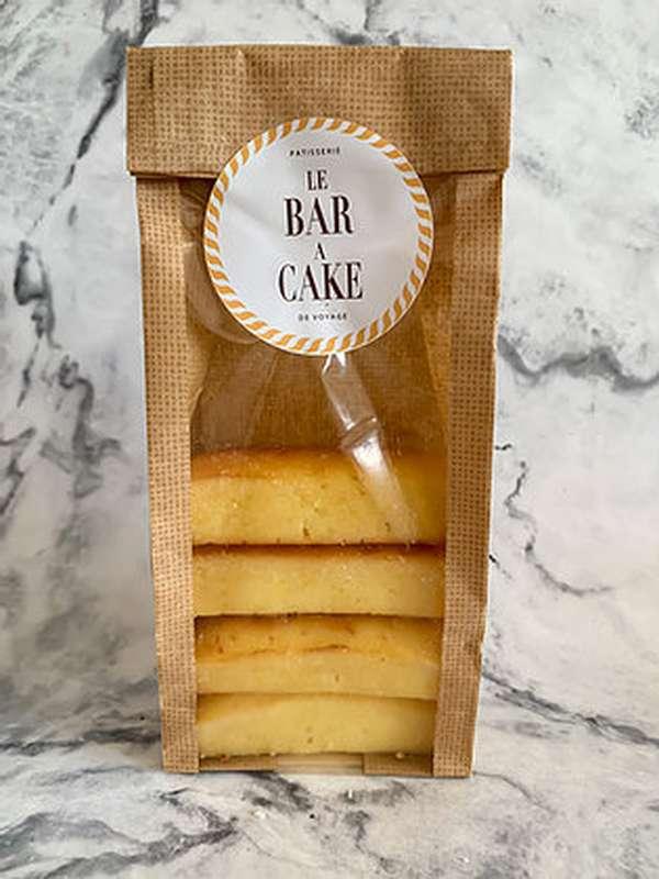 Quatre-quarts Citron, Le Bar à Cake (x5, 140 g)