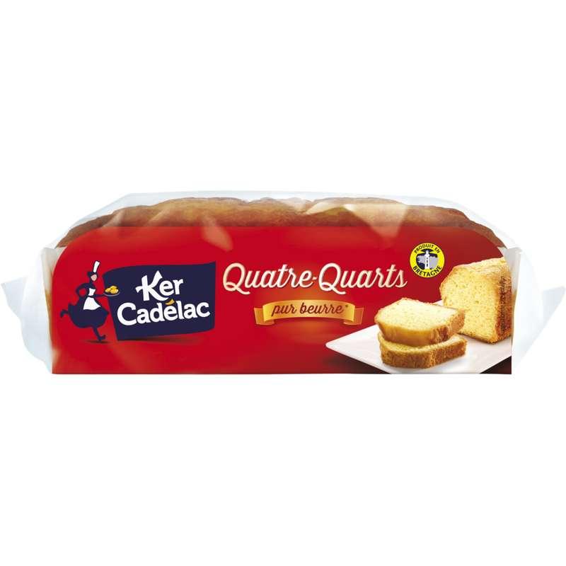 Quatre quarts pur beurre, Ker Cadelac (200 g)
