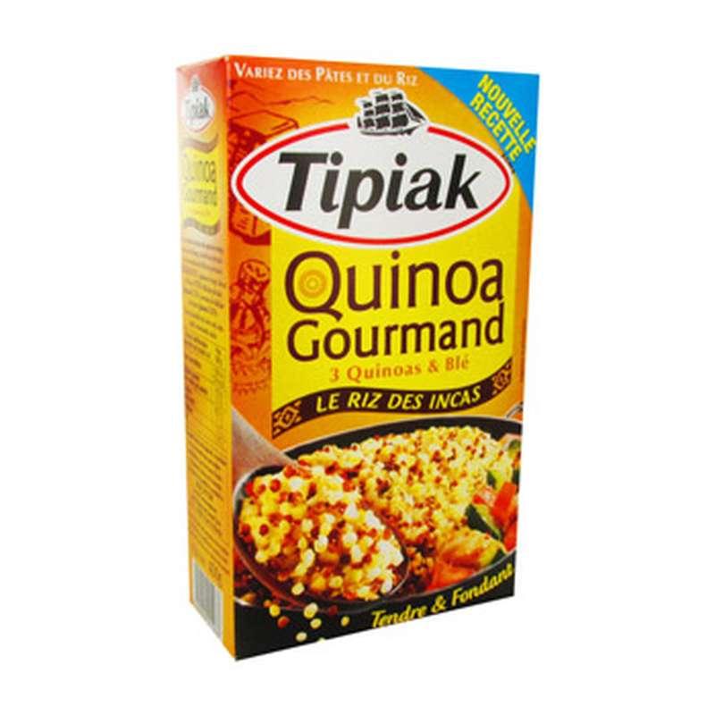 Quinoa gourmand, Tipiak (400 g)