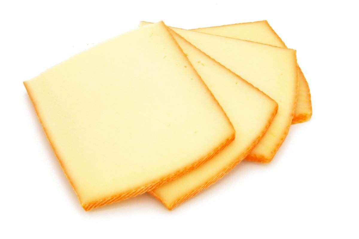 Fromage à raclette au lait cru AOP,  tranchettes (x 16, 400 g)