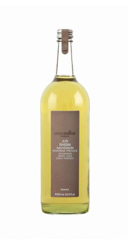 Jus Raisin Blanc Sauvignon, Alain Milliat (1 L)