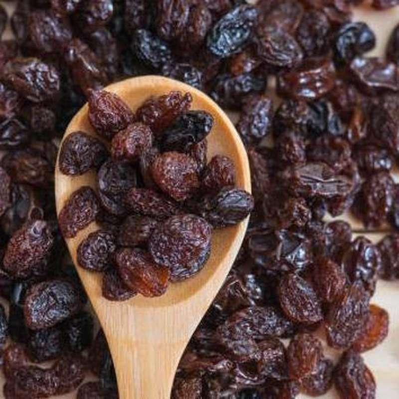Raisins de Corinthe et jus à la fleur d'oranger (85 g)