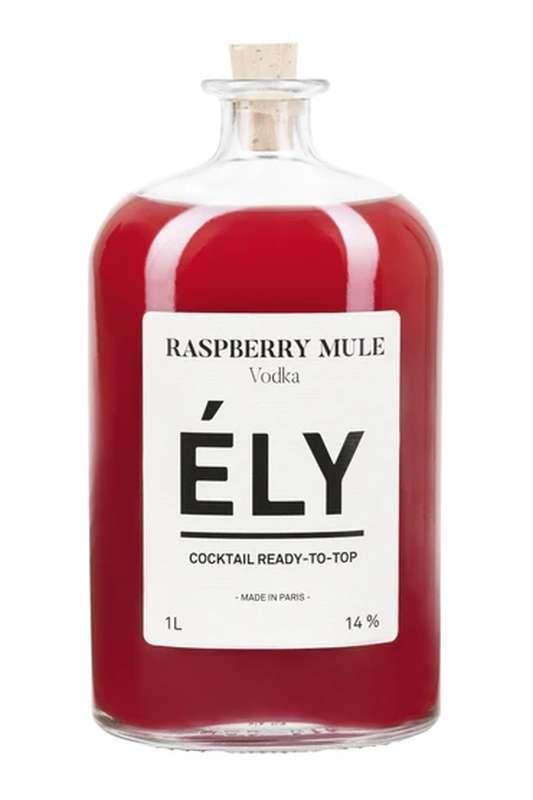 Raspberry Mule, Ely (20 cl)