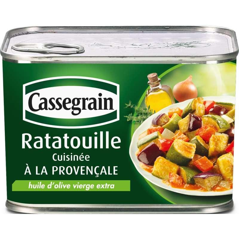 Ratatouille, Cassegrain (660 g)