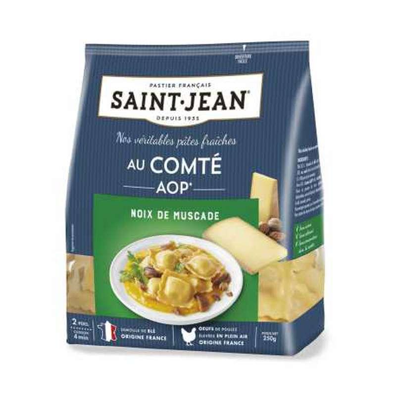Ravioli au Comté AOP et noix de muscade, Saint Jean (250 g)