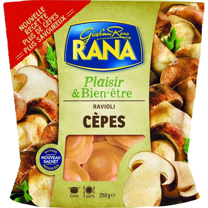 Ravioli aux cèpes, Giovanni Rana (250 g)