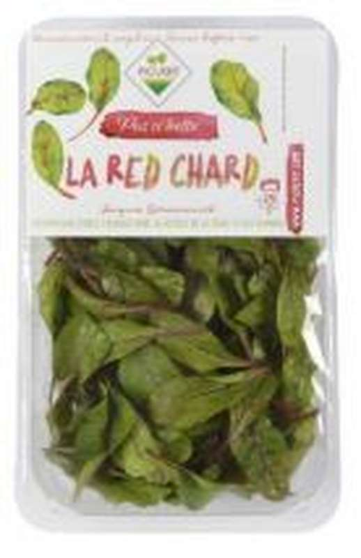 Red Chard (pousse de betterave) (125 g), France