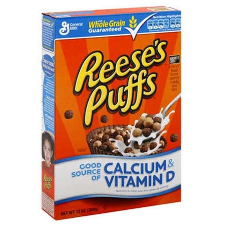 Céréales Reese's Puff, General Mills (326 g)