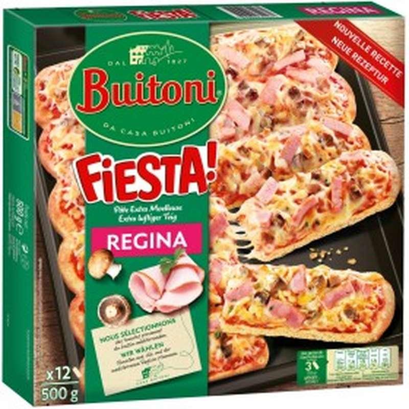 Pizza Fiesta Regina, Buitoni surgelé (500 g)