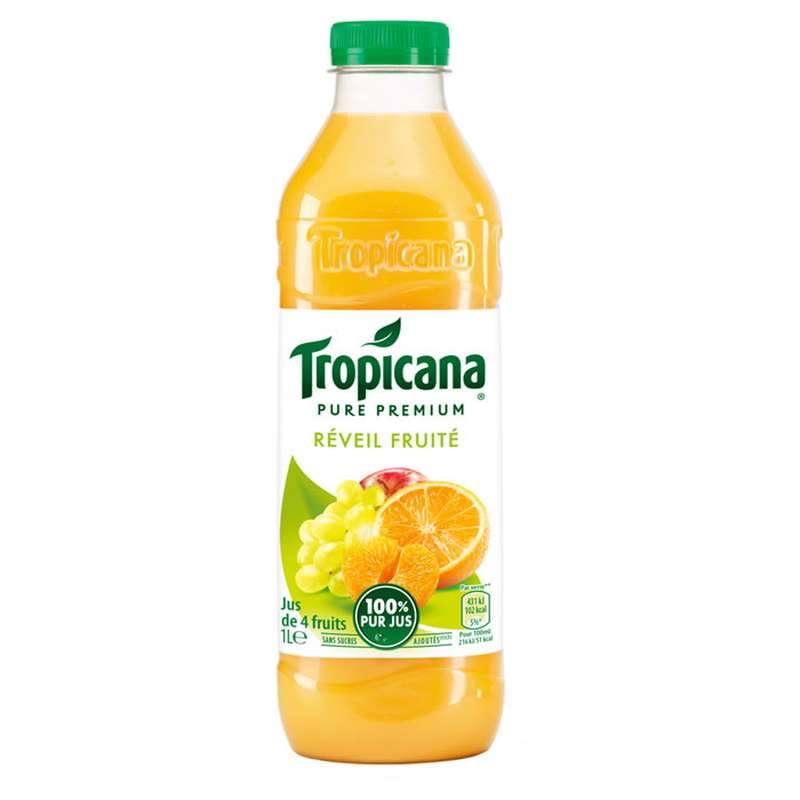 Jus réveil fruité, Tropicana (1 L)
