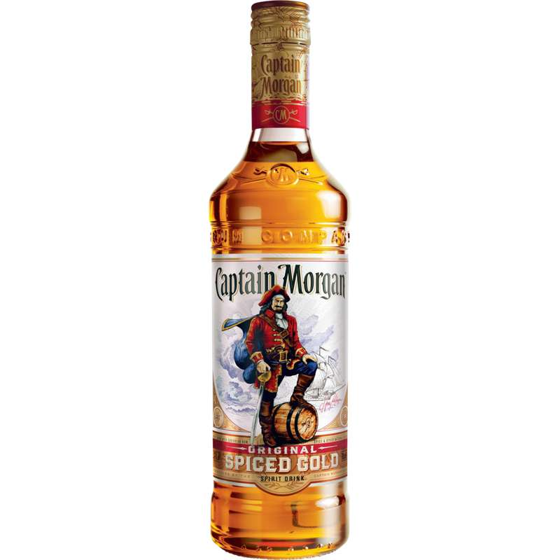 Rhum Captain Morgan 35° (70 cl)