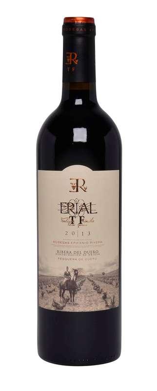 Ribeira del Duero AOP Erial, Vin d'auteur (75 cl)