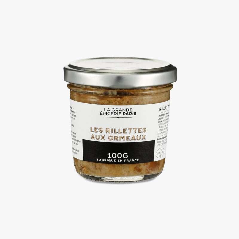 Rillettes aux ormeaux, La Grande Epicerie de Paris (100 g)