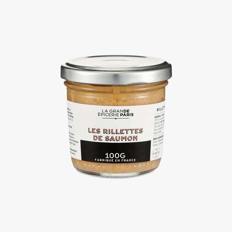 Rillettes de saumon, La Grande Epicerie de Paris (100 g)