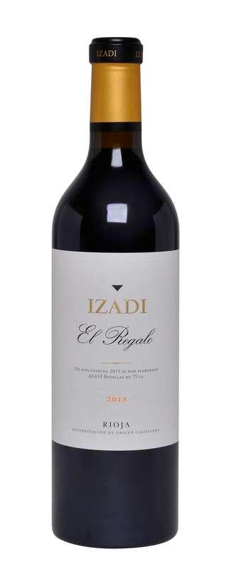 Rioja AOP Izadi El Regalo, Vin d'auteur (75 cl)