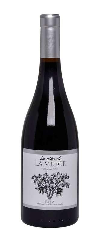 Rioja AOP La Viña de la Mercé, Crianza (75 cl)