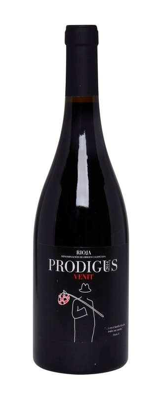 Rioja AOP Prodigus Venit, Vin d'auteur (75 cl)