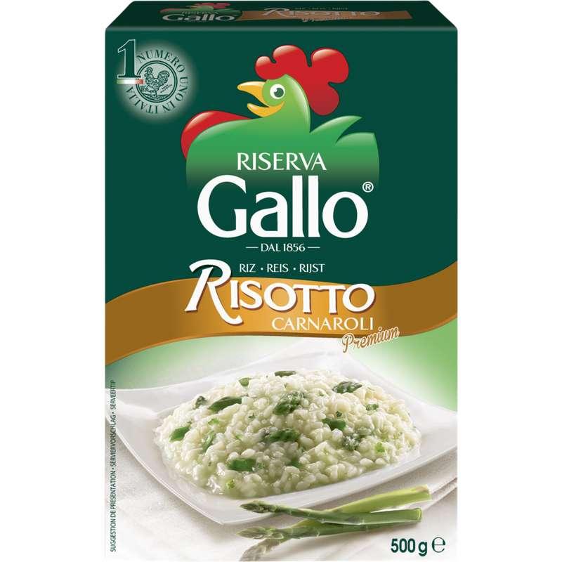 Riz carnaroli, Riso Gallo (500 g)