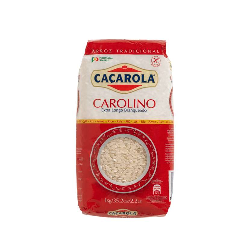 Riz extra long carolino, Cacarola (1 kg)