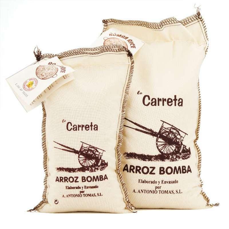 Riz Extra Bomba AOP, Valencia (500 g)