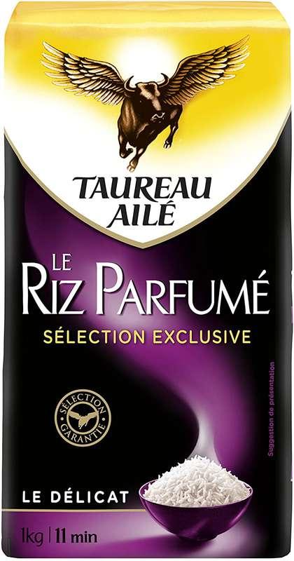 Riz parfumé, Taureau Ailé (1 kg)