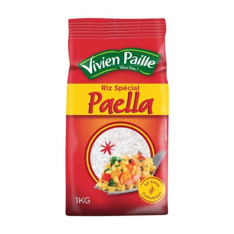 Riz pour paëlla, Vivien Paille (1 kg)