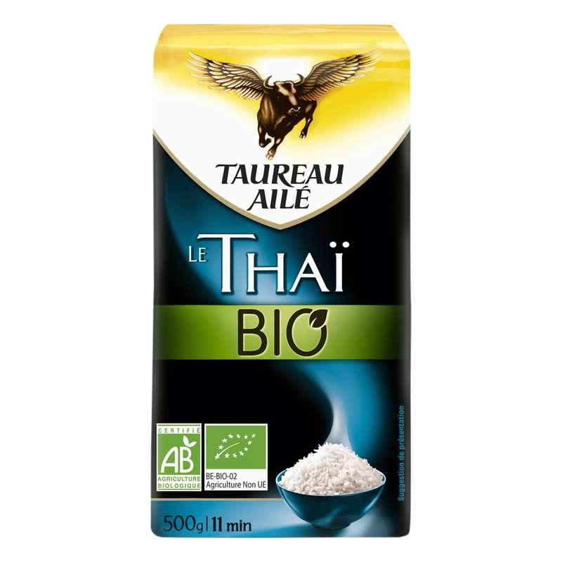 Riz thaï BIO, Taureau Ailé (500 g)