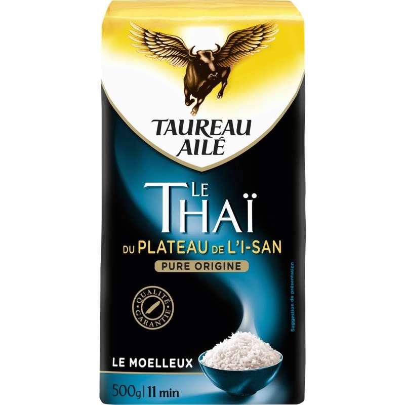 Riz thaï du plateau de l'is-an, Taureau Ailé (500 g)