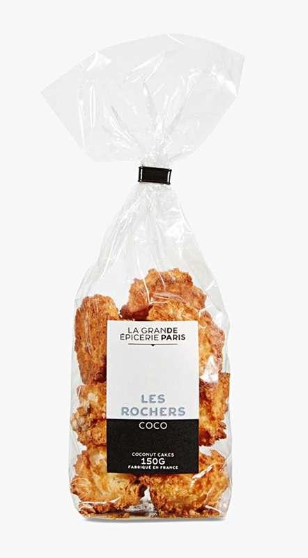 Rochers coco, La Grande Epicerie (150 g)