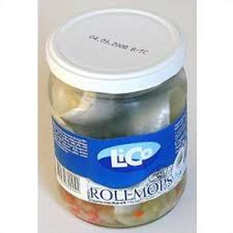 Rollmop's Nature, Delicemer (300 g)