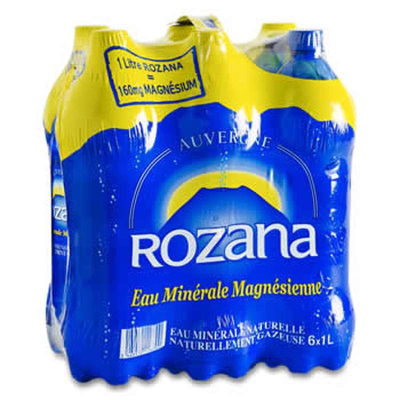 Pack de Rozana (6 x 1 L)
