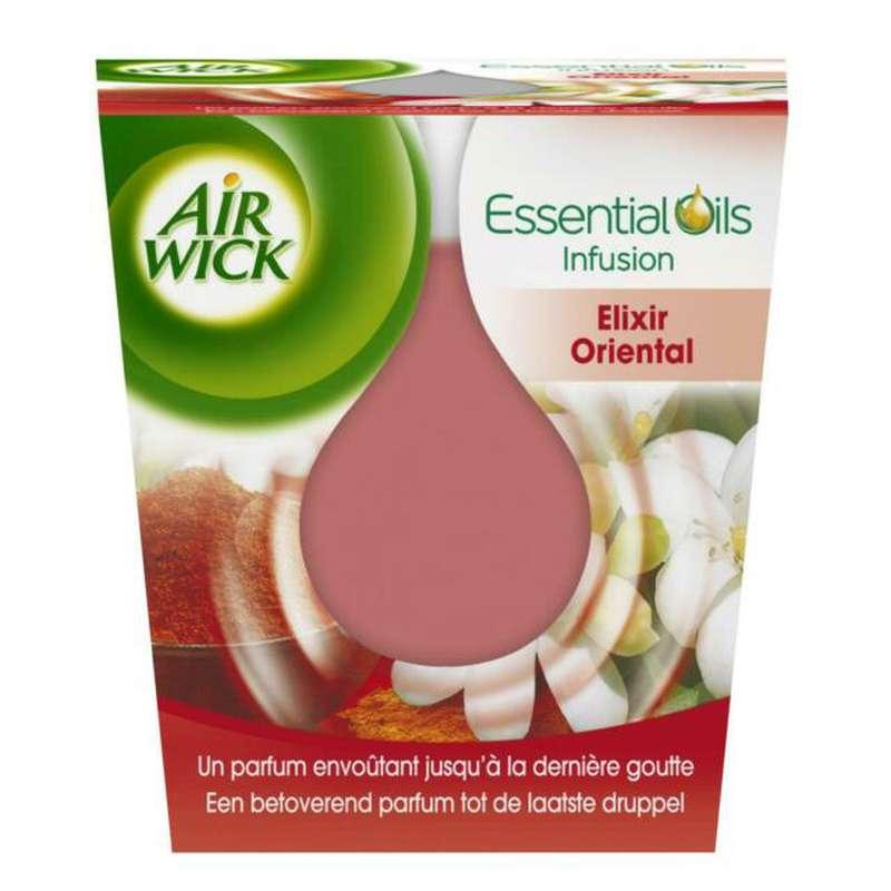 Bougie elixir oriental, Air Wick (105 g)