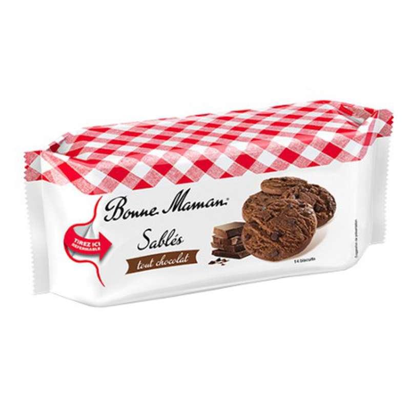 Sablé tout chocolat, Bonne Maman (150 g)