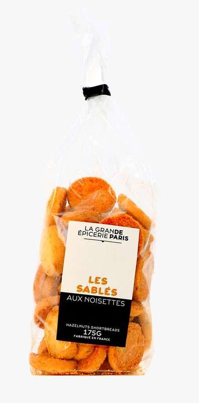 Sablés aux noisettes,  La Grande Epicerie de Paris (175 g)
