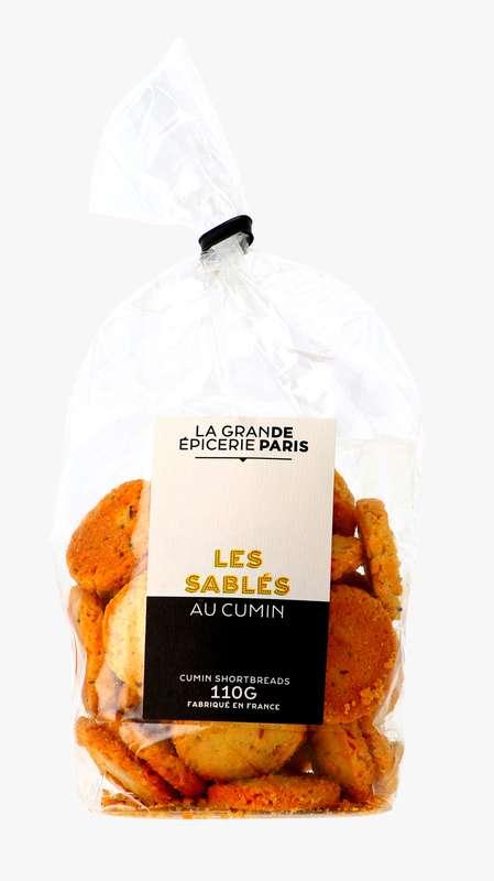 Sablés au cumin, La Grande Epicerie de Paris (110 g)