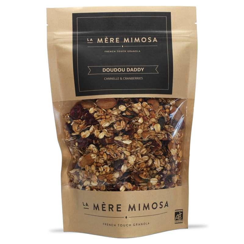 """Granola artisanal """"Doudou Daddy"""", La Mère Mimosa (350 g)"""