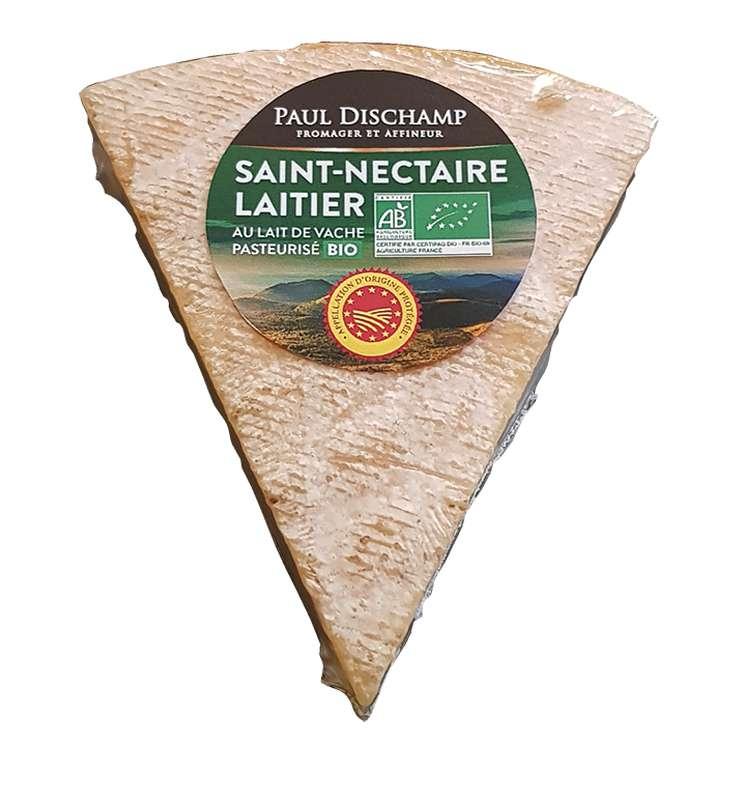 Saint Nectaire laitier AOP BIO, 27 % MG, Paul Dischamp (230 g)